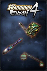 WARRIORS OROCHI 4: Legendary Weapons Shu Pack 2