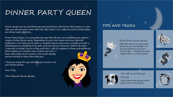Get Dinner Party Queen - Microsoft Store
