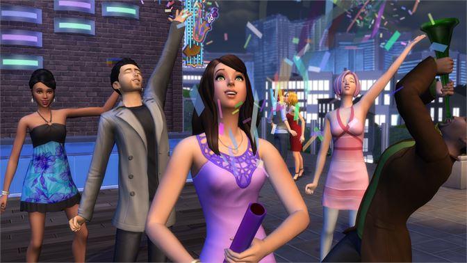 Buy The Sims™ 4 - Microsoft Store en-GB