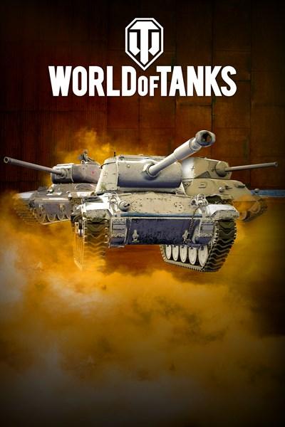World of Tanks - Legend Of War Pack