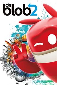 Carátula para el juego de Blob 2 de Xbox 360