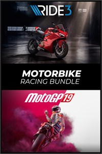 Carátula para el juego Motorbike Racing Bundle de Xbox 360