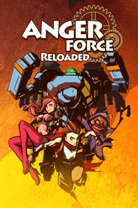 Carátula del juego AngerForce:Reloaded