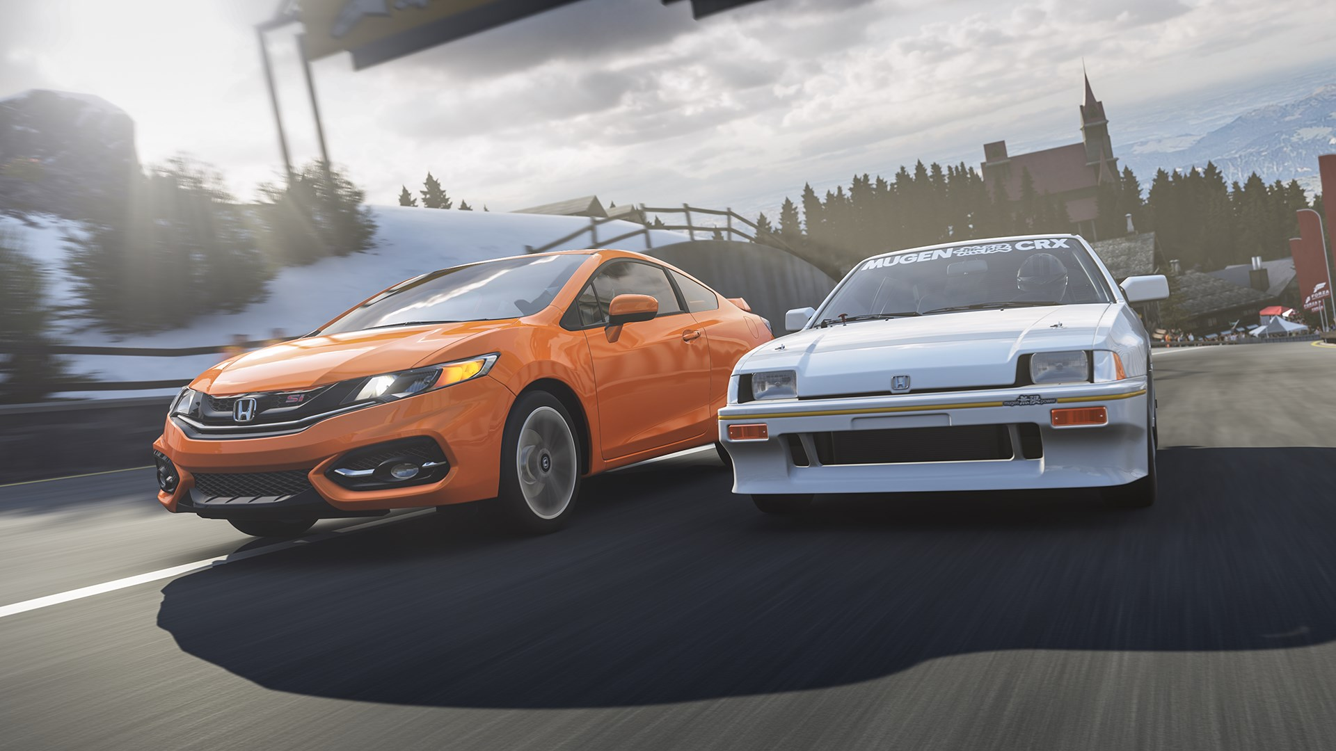 Forza Motorsport 5 Honda Legends Car Pack