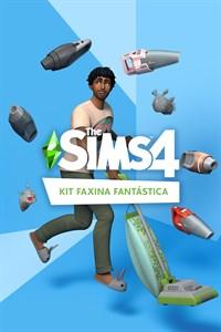 The Sims™ 4 Kit Faxina Fantástica