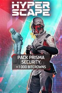 Hyper Scape™ – Prisma Security Pack + 1 000 Bitcrowns