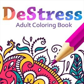 Get Relaxing Coloring Book