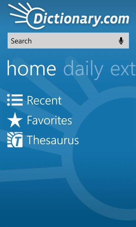 Dictionary.com Screenshots 2
