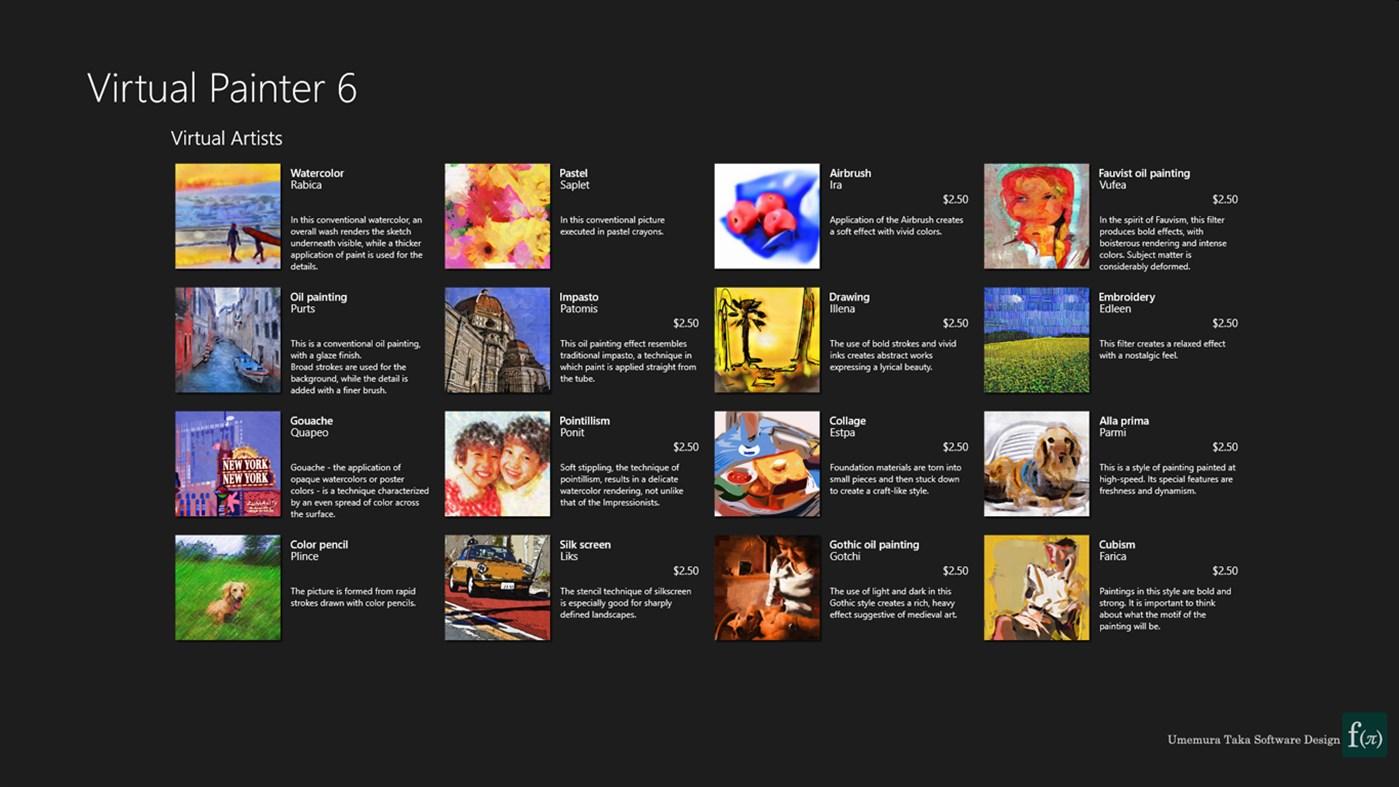 Resultado de imagen para VirtualPainter 6