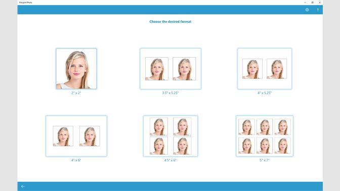 Get Passport Photo - Microsoft Store