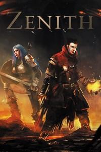 Carátula para el juego Zenith de Xbox 360