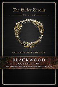 The Elder Scrolls Online Collection: Blackwood CE