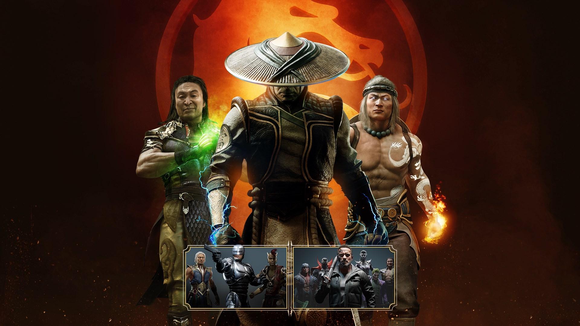 Mortal Kombat 11: Последствия + Боевой набор