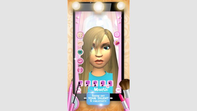 Prenesite 3d Makeup Games For Girls Microsoft Store Sl Si