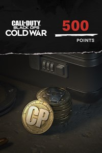 500 Call of Duty®: Black Ops Cold War Points