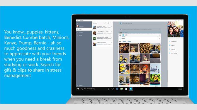 Get GroupMe - Microsoft Store