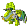 Triceratops — LEGO® WeDo 2.0 unofficial Building Instruction