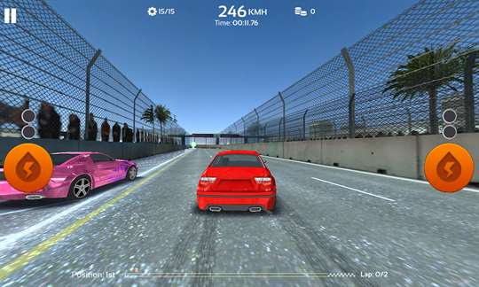 Speed Cars: Real Racer Need For Asphalt Racing 3D screenshot 6