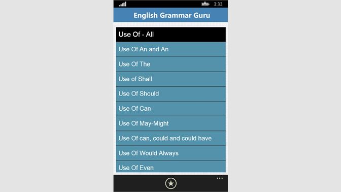 Get English Grammar Guru - Microsoft Store