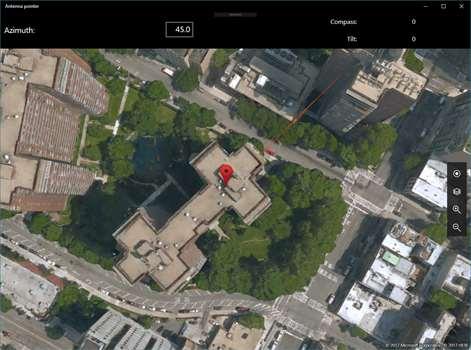 Antenna pointer Screenshots 1