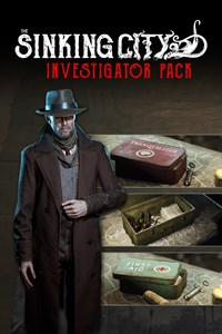 Carátula del juego The Sinking City - Investigator Pack