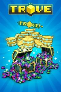 Carátula del juego Trove - 18500 Credits