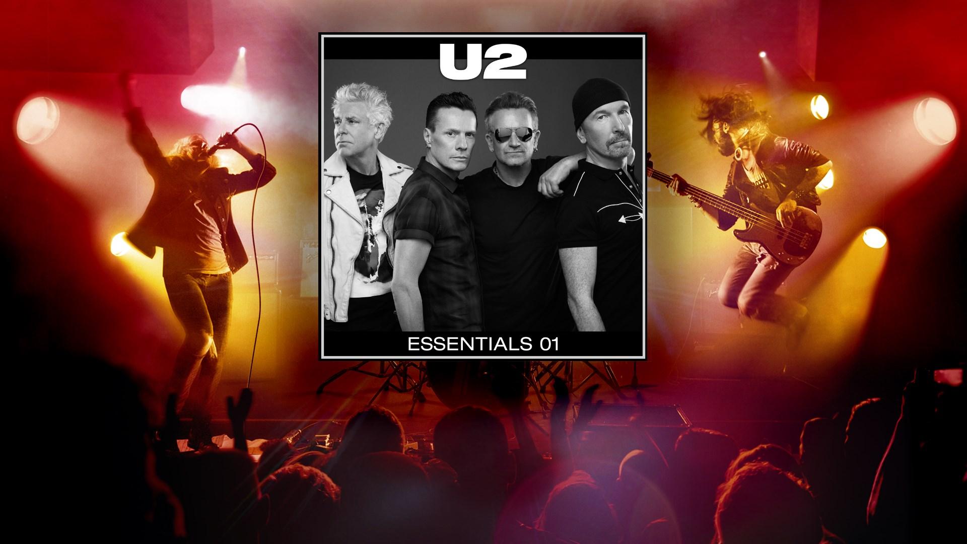 U2 Essentials 01