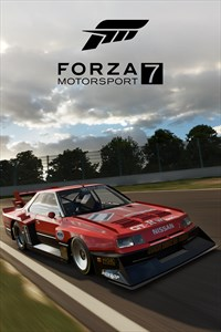 Forza Motorsport 7 1984 Nissan #11 Skyline Turbo Super Silhouette