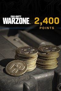 2,400 Call of Duty®: Warzone™ Points