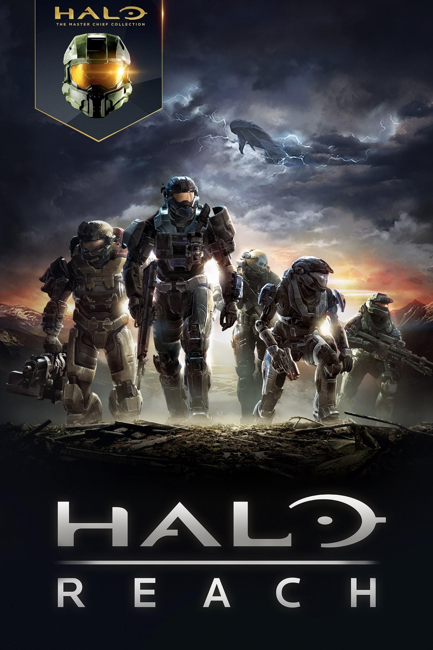 Buy Halo Reach Microsoft Store En Au