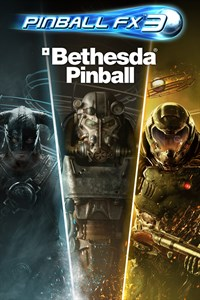 Carátula del juego Pinball FX3 - Bethesda Pinball