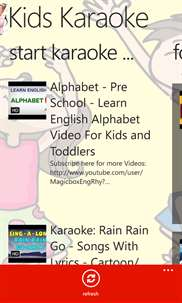 Kids Karaoke screenshot 5