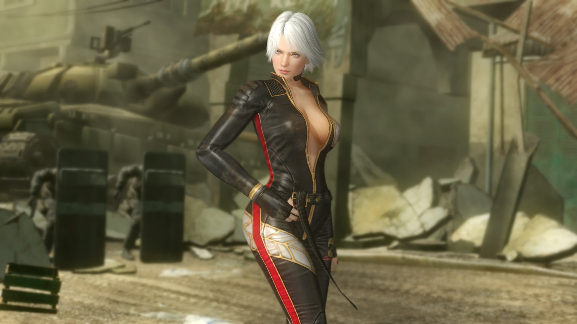 DOA5LR Showstoppers Encore Christie