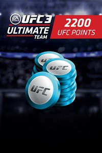 EA SPORTS™ UFC® 3 - 2.200 UFC POINTS