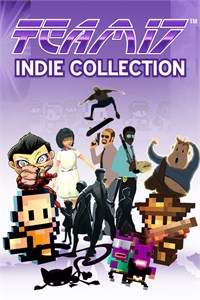 Carátula del juego Team17 Indie Collection