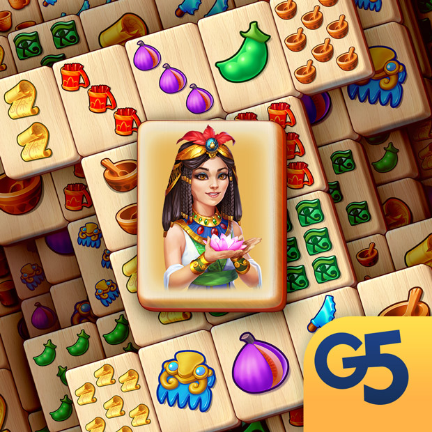 Pyramid of Mahjong: A tile matching puzzle and city building game Pyramid of Mahjong: A tile matching puzzle and city building game