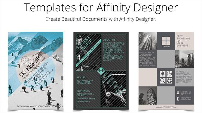 Buy Affinity Designer Templates Microsoft Store