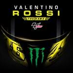 Valentino Rossi The Game Logo
