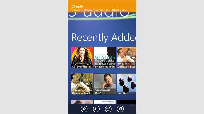 Get DS audio - Microsoft Store