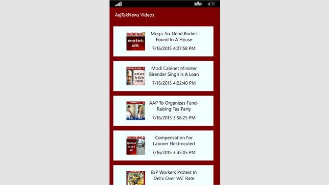 Get Hindi News - Microsoft Store