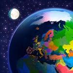 Earth 3D - World Atlas Logo