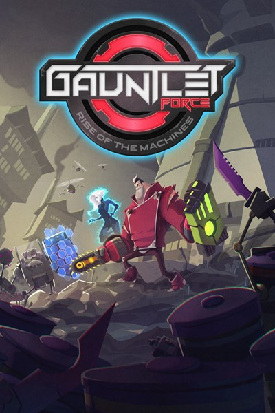 Gauntlet Force: Rise of the Machines Demo
