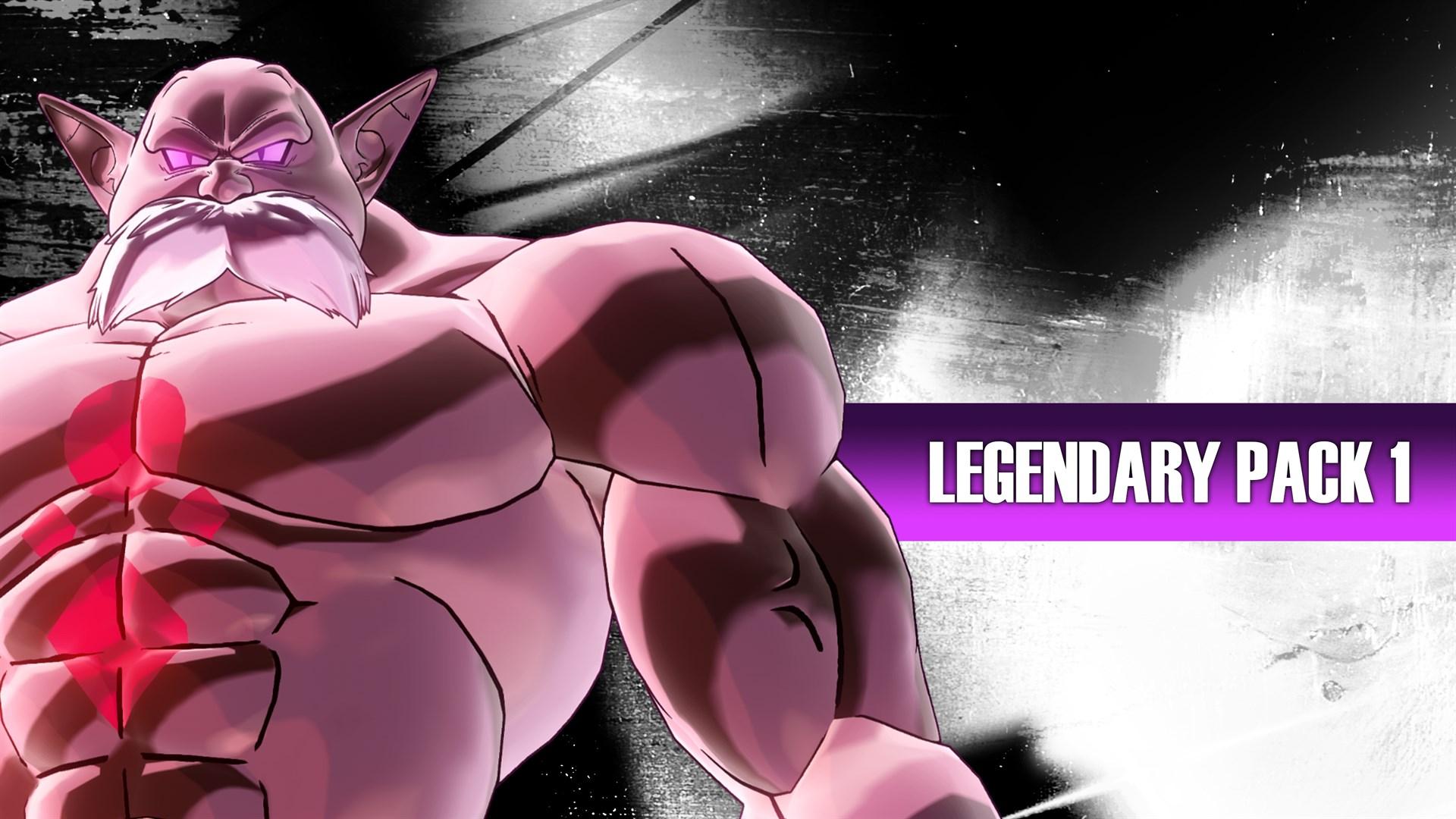 DRAGON BALL XENOVERSE 2 - Legendary Pack 1