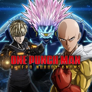 ONE PUNCH MAN: A HERO NOBODY KNOWS Pre-Order Xbox One