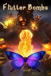 Carátula para el juego Flutter Bombs de Xbox 360