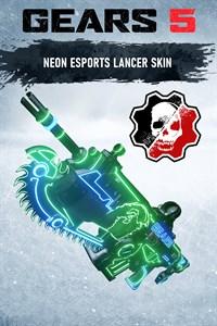 Lanzor eSports fluo