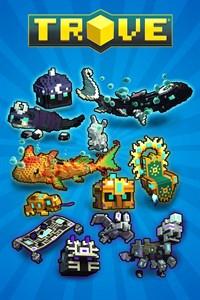 Carátula para el juego Trove - Eclipse Pack de Xbox 360