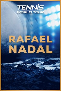 Carátula del juego Tennis World Tour - Rafael Nadal