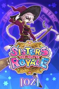 シスターズロワイヤル 追加プレイヤーキャラクター「OZ」