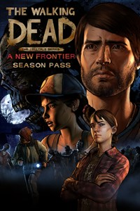 Carátula del juego The Walking Dead: A New Frontier - Season Pass (Episodes 2-5)